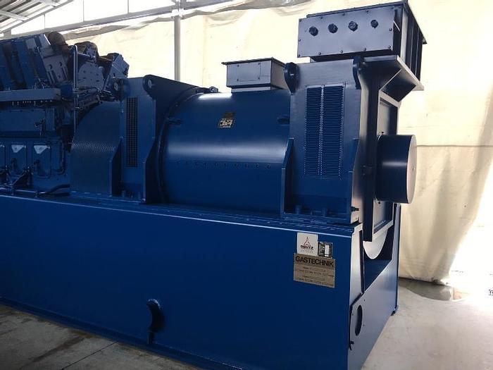Used 3500 kW MWM TBG 632 V16