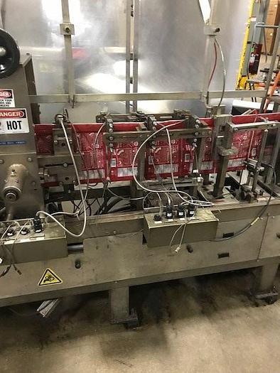 ROBERT C-1000 HORIZONTAL POUCH MACHINE
