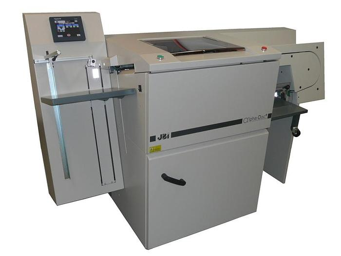 JBI Alphadoc Automatic Punch