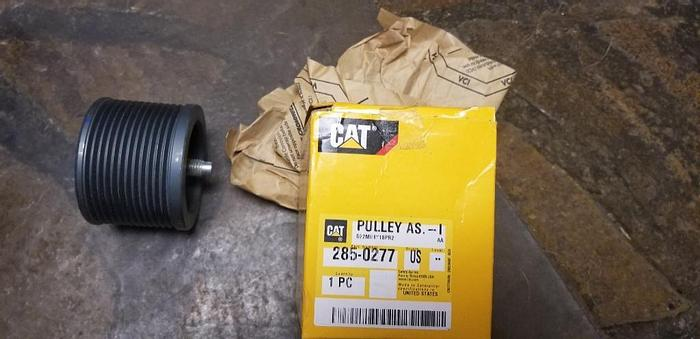 NEW SURPLUS CATERPILLAR PULLEY 285-0277