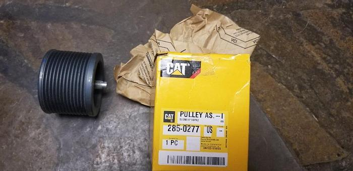 Used NEW SURPLUS CATERPILLAR PULLEY 285-0277