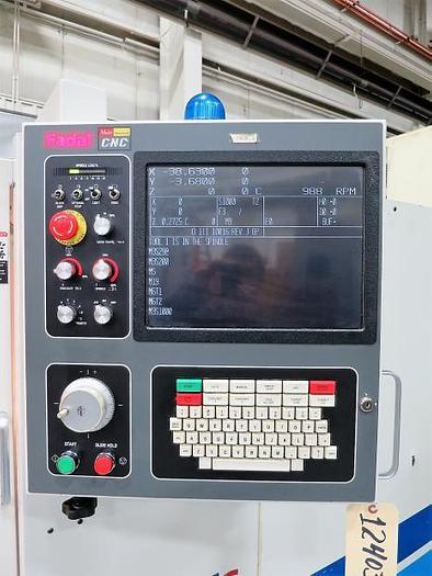 2004 FADAL VMC 8030HT 82.5 X 30 TABLE, 80X 30Y 30Z, 10,000 RPM,