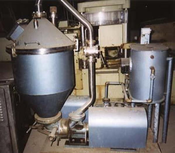 Used Homogenizator próżniowy produkcji niemieckiej