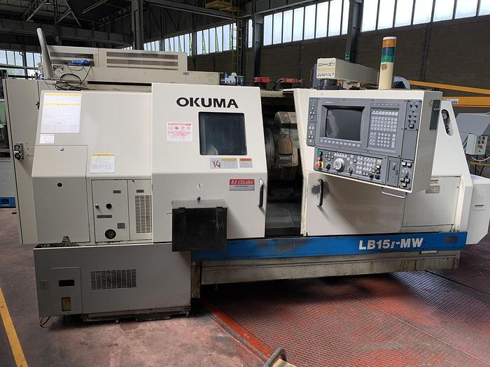 Ottime Tornio Cnc OKUMA LB 15 II-MW 800