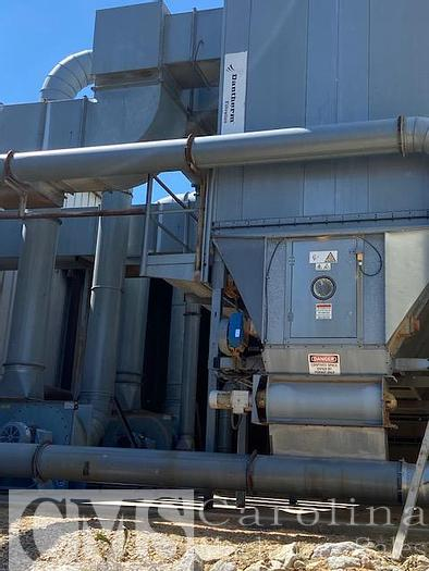 Used Dantherm 20,000 CFM Dust Collector