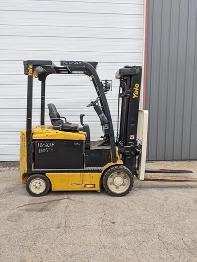 Used 2014 YALE ERC060VGN36TV086