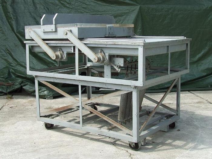 Pakowaczka próżniowa 2-komorowa INNPLAST BOSS typ RD 66 produkcji niemieckiej