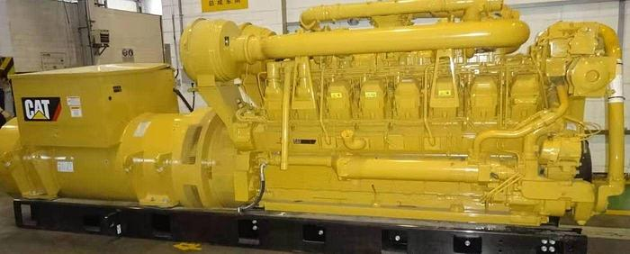 1.82 MW 2019 New Caterpillar 3516C-HD Diesel Generator Set