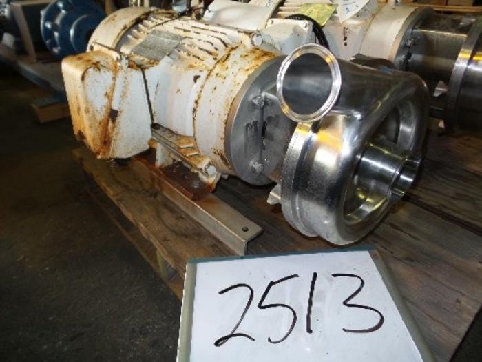 Alfa-Laval 3'' x 2 1/2'' Centrifugal Pump #2513