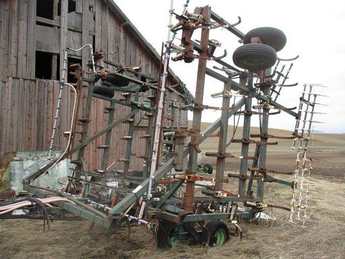 Used 42' Calkins Field Cultivator