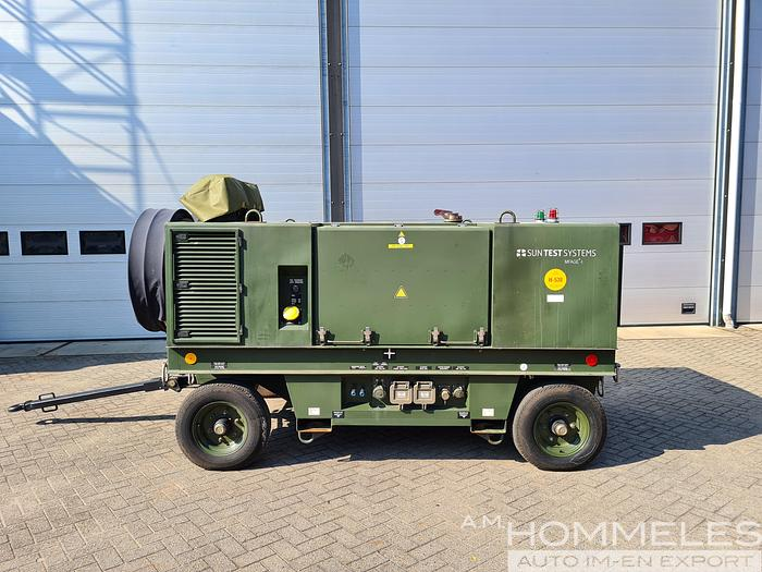 Used Sun Test Systems MFAGE