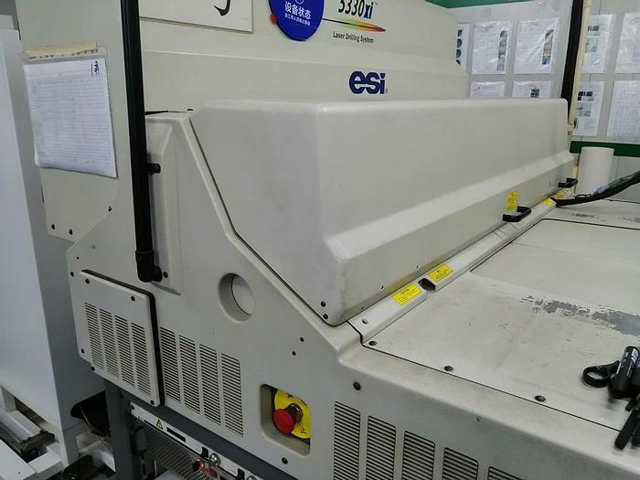 Used 4 set of ESI 5330XI UV laser drill