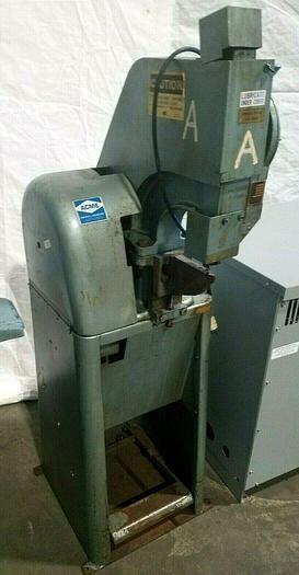 Used Acme Rivet Machine #120RP Rivet # 1800HDP-T Riveting