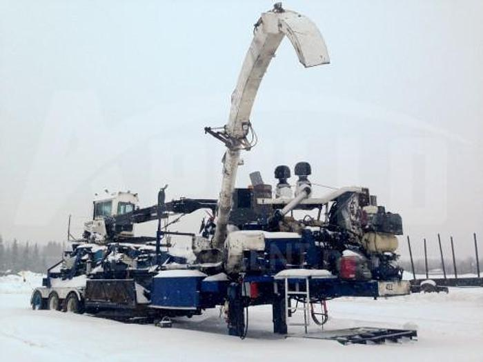 Used 2000 Peterson 5000G Chipper