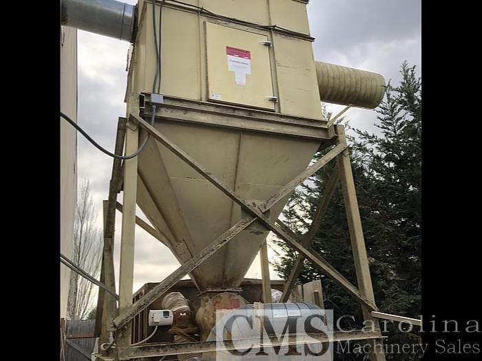 Used Murphy Rodgers MRSE-16 Dust System