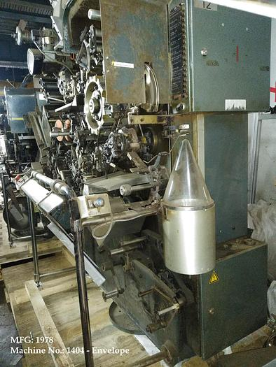 (10) Constanta Teabag Machines