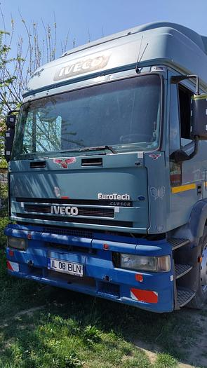 Used 2001 Iveco CURSOR 440E43 MODEL EUROTECH