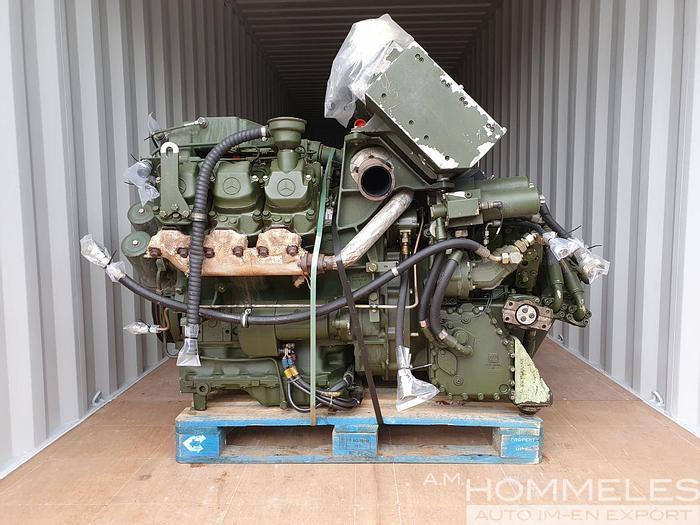 Used M113 powerpack mtu