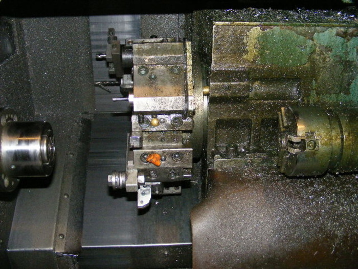 Nakamura Model TMC-15 CNC Turning Centre 5287