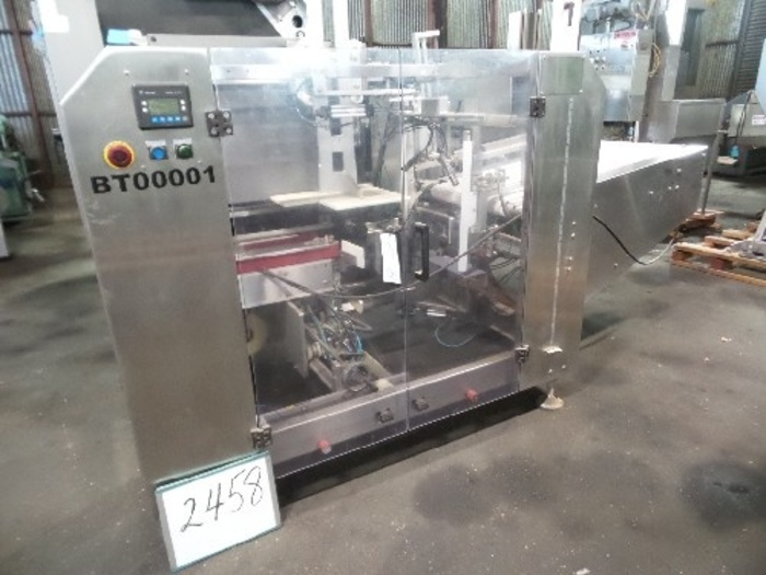 Fallas Case Erector Model CE-400 #2458