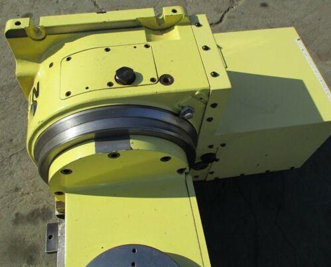2009 NIKKEN DUAL 5 AXIS CNC ROTARY TABLE MODEL 5AX-2MT-200-457.2 KA