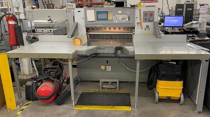 Used 1997 Polar 92 E 1997