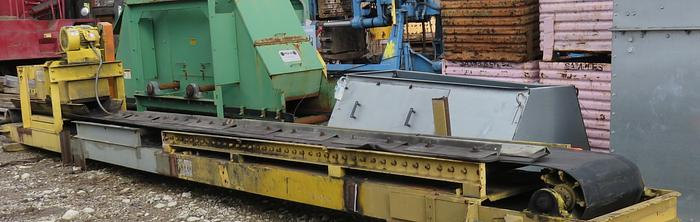 STATES SAND BELT CONVEYOR