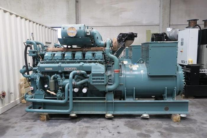Used 2001 Perkins 4012TWG2