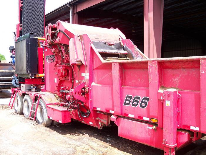 Used Rotochopper B66 Horizontal Grinder