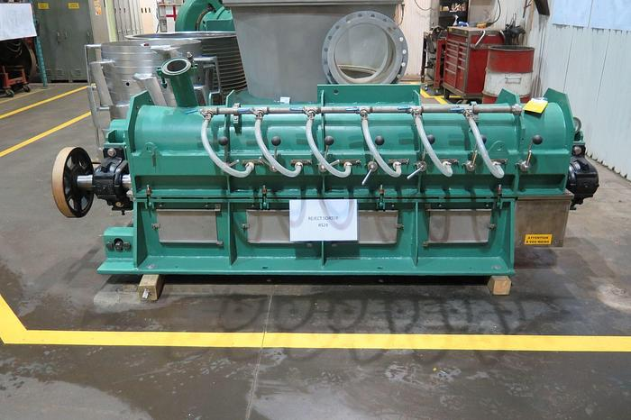 Used CASCADES MODEL RS2B REJECT SORTER S/S