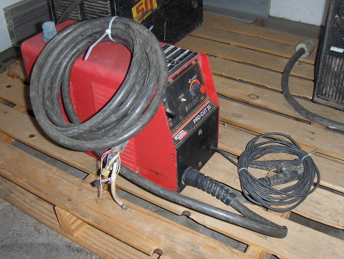 Used Lincoln PRO-CUT 25 Plasma cutter