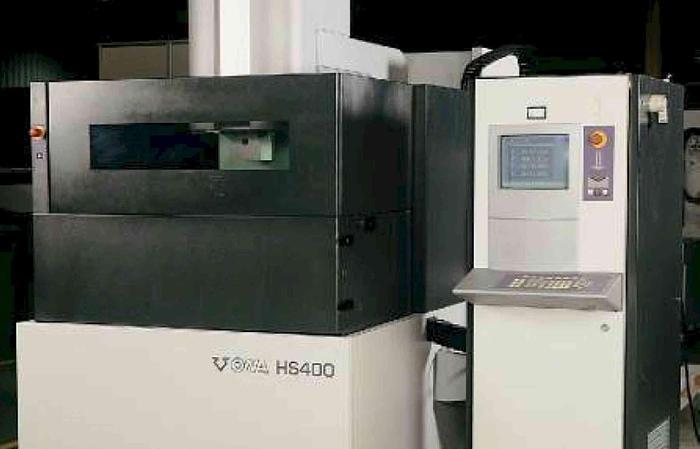Usata 2002 ONA HS 400