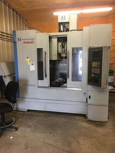 2006 Hardinge Bridgeport VMC1000XP3