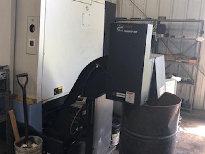 2014 Doosan Puma 480 CNC Lathe - With Fanuc 32iT-B Control (Excellent)
