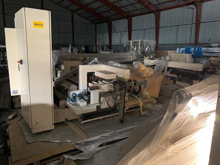 Used Koch BD-B Bore Glue Dowel Machine