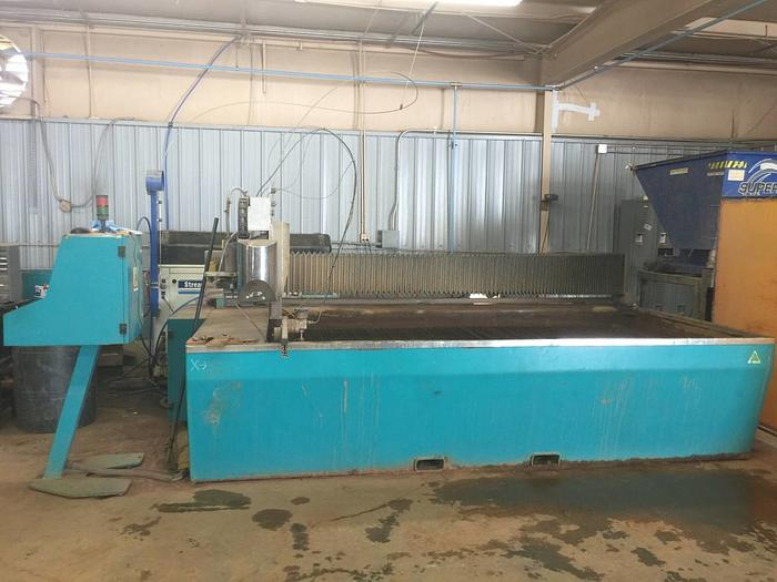 Used 5' x 10' Waterjet
