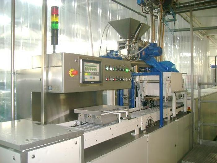 Used NIELSEN M30 ONE SHOT CHOCOLATE MOULDING LINE