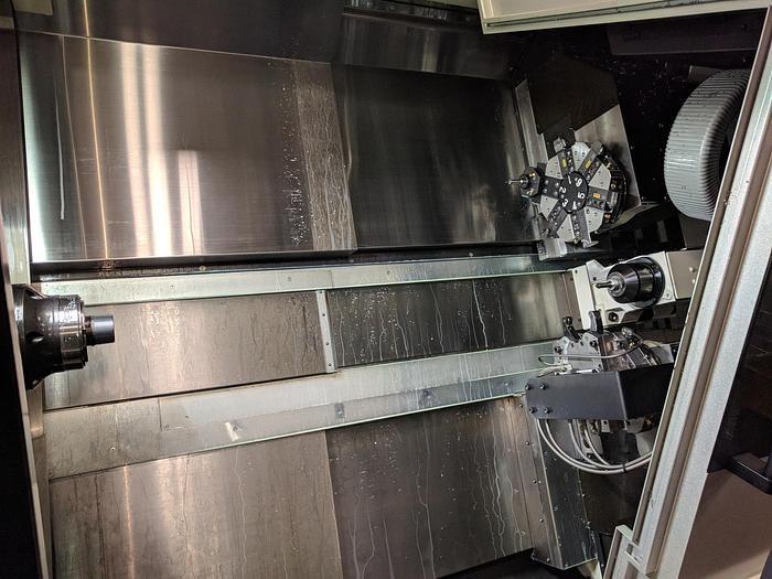 2014 OKUMA LU-S1600-2SC X 1000 CNC Lathe