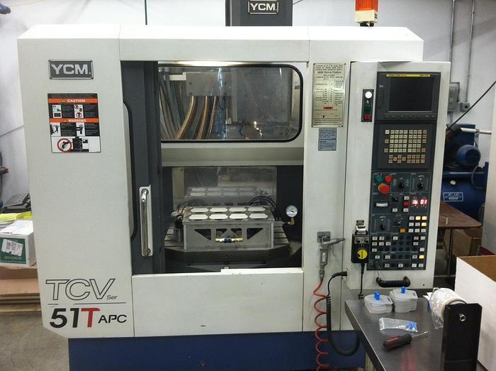 2004 Supermax YCM TCV-51T APC