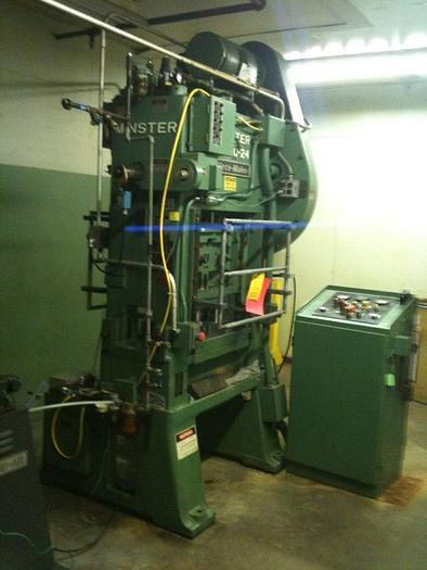 Used 20 TON MINSTER HIGH SPEED PRESS