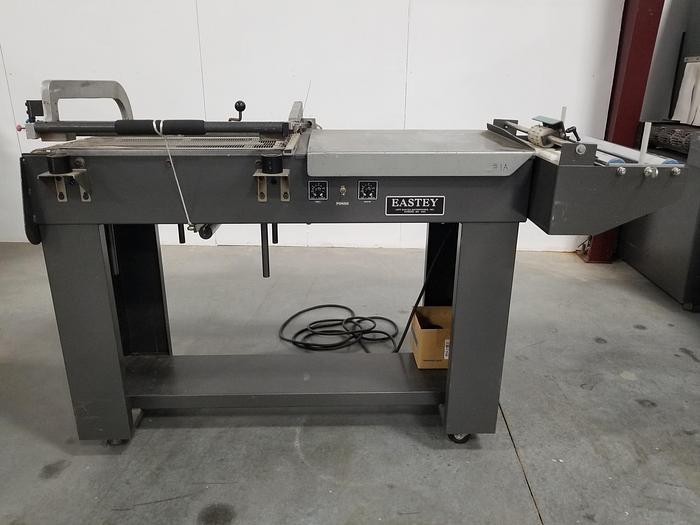 Used Eastey EM1622T 1996 Sealer