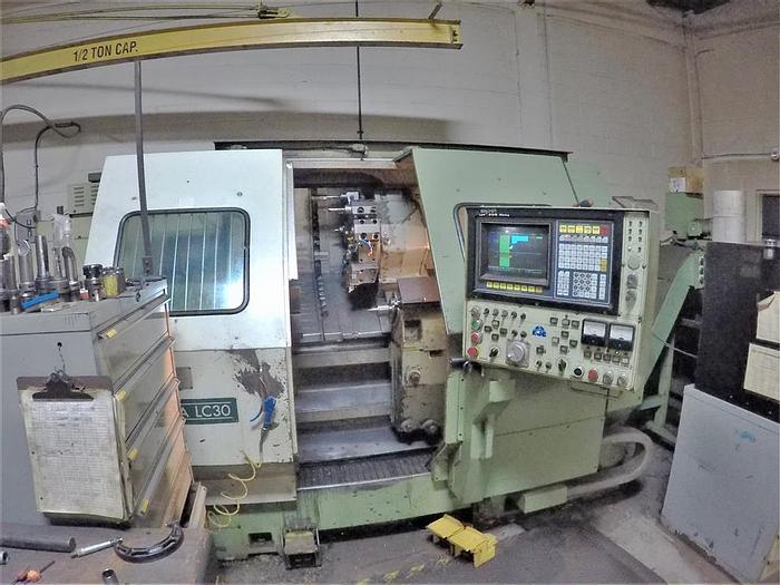 Used 1988 Okuma LC30-1SC/750