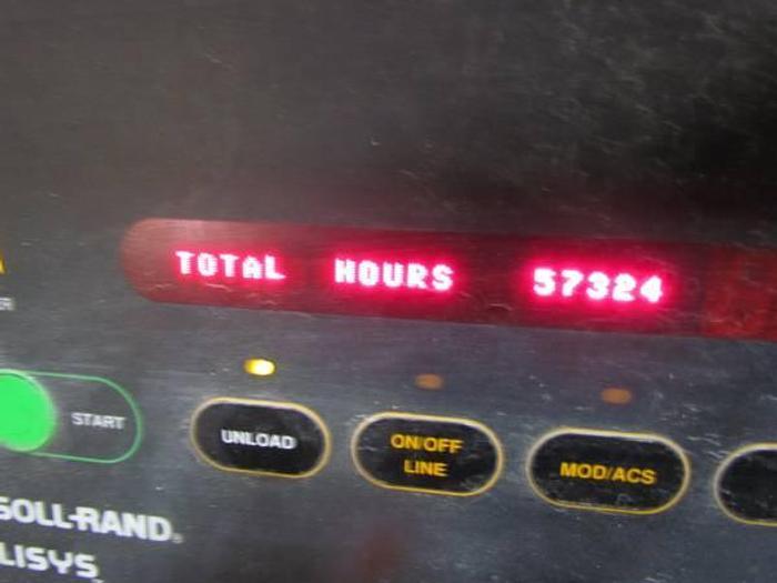 Ingersoll Rand SSR-EP100 100HP Screw Compressor