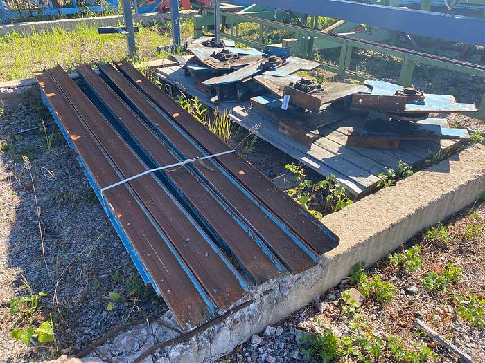 Used Sweden Transporting rails for boards