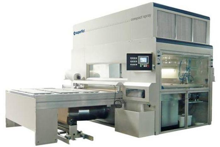 Used SCM Group Superfici Finishing Systems