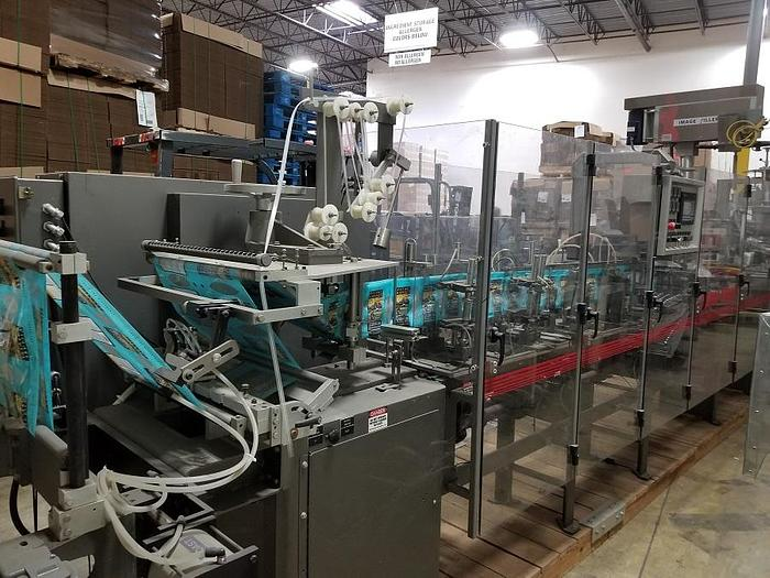 POWER POUCH IM9-18 HORIZONTAL POUCH MACHINE