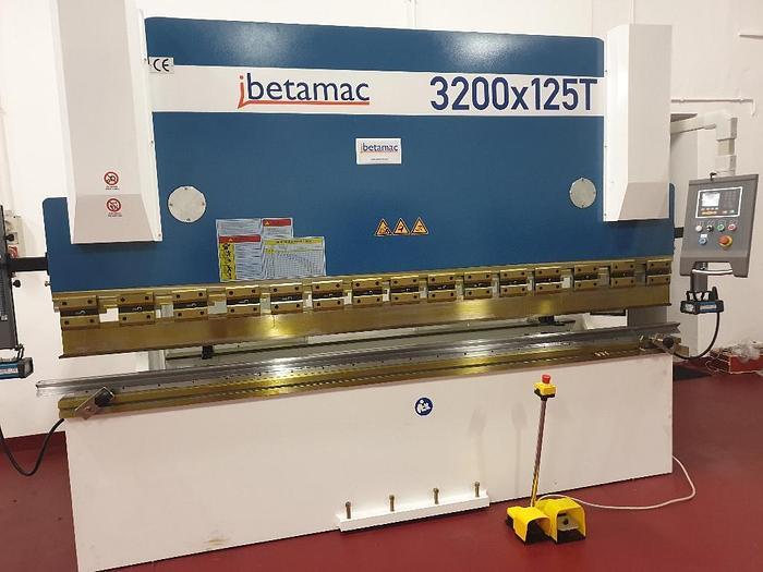 PIEGATRICE 3200X125 T CE NUOVA IBETAMAC