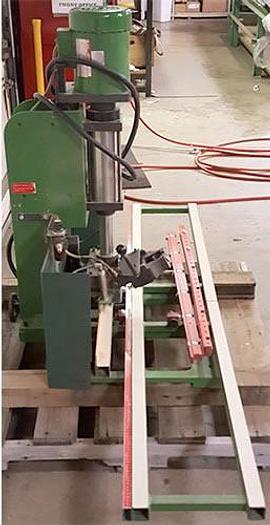 Grass Hinge/Boring Insertion Machine