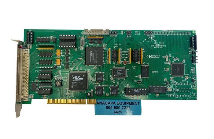 Used Galil Motion Control DMC-1840 Rev C, 4-Axis Daughter Board, AM-3677 (6625) W