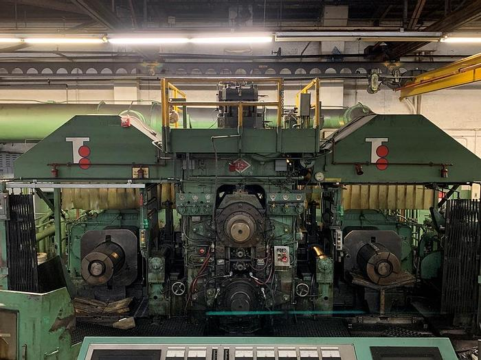 """Used Used 15.5"""" United 4-Hi Cold Rolling Mill for Steel: RM-450"""